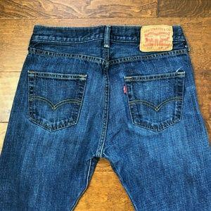 Levis 501 30x32 Button fly 5 pocket original Jeans